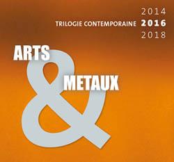 Exposition Frans Daels, dans le cadre de la biennale d'art contemporain « Arts et métaux »