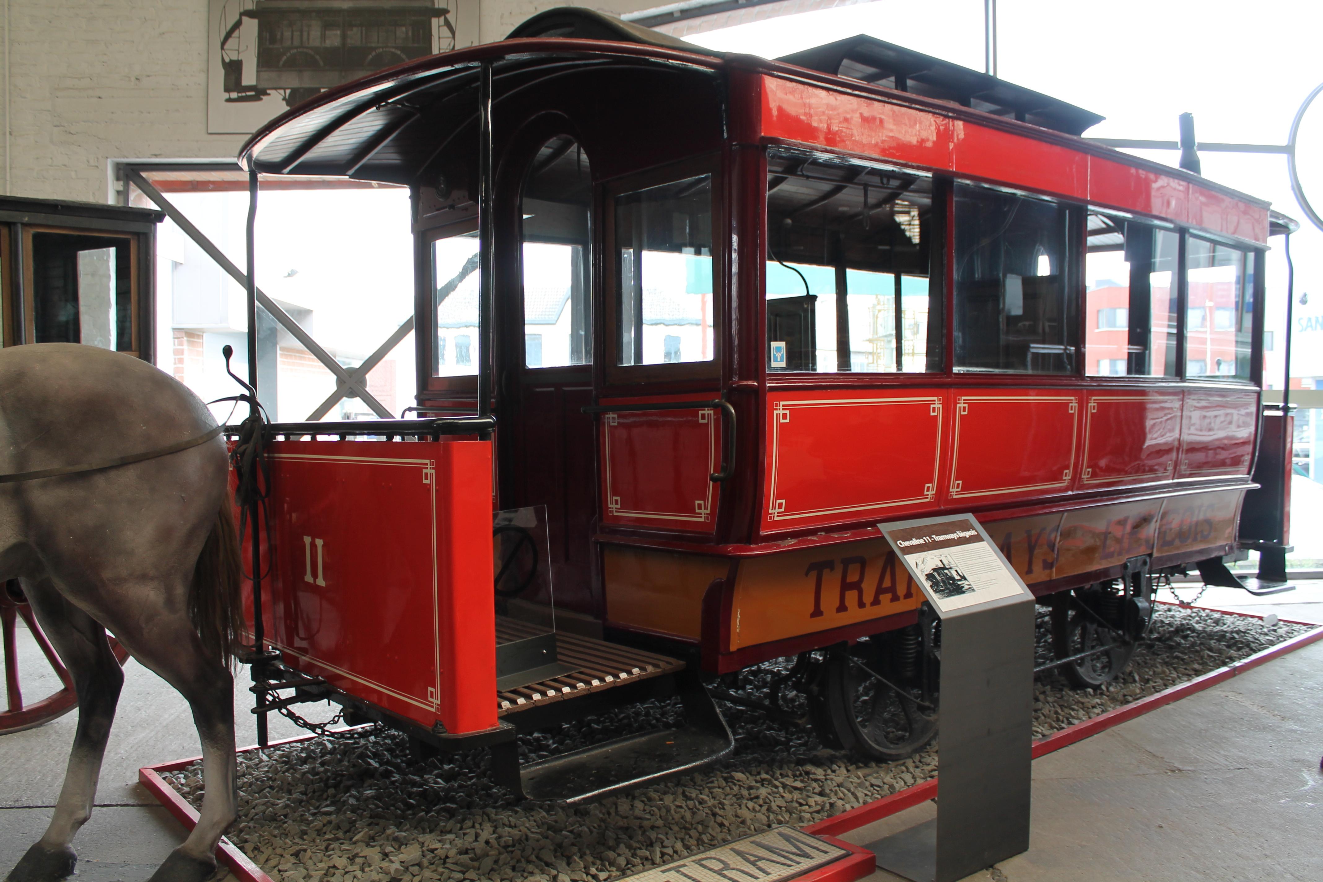 Tramways liégeois - Chevaline 11