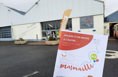 Balade d'un musée à l'autre - Parcours jeu entre le MTCW et la MMIL